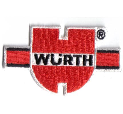 DSV WÜRTH Deutscher Skiverband Skiteam Aktiv Team Logo Aufnäher Patch
