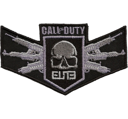 Call of Duty Modern Warfare PS3 MW3 PC Game ELITE COD Aufnäher Patch Emblem