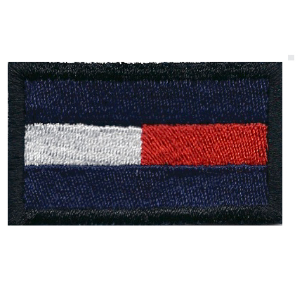 HILL Flag Fahne Hill North Sails Figer Side Hemd Aufnäher Patch