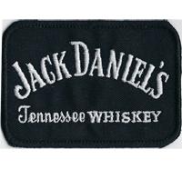 Jack Daniels Tennessee USA Old Nr 2 7 Whiskey Schild Schürzen Aufnäher